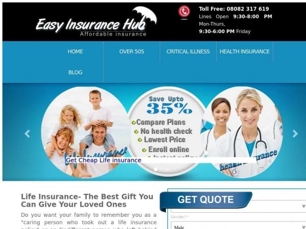 easyinsurancehub.co.uk