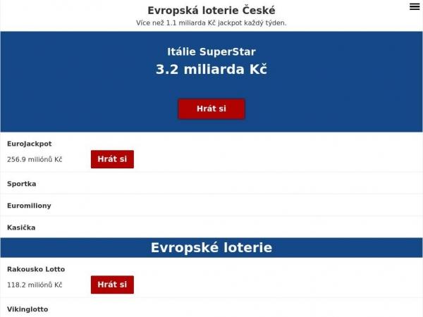 eurooppalotto.cz