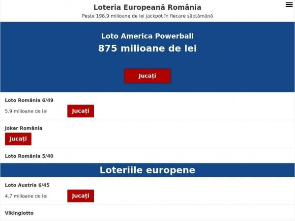 eurooppalotto.ro