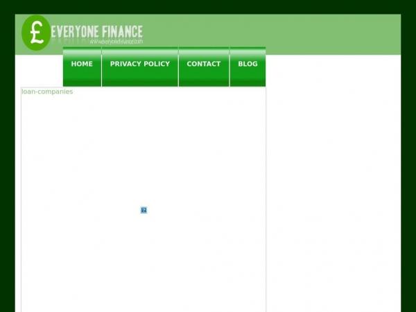 everyonefinance.uk