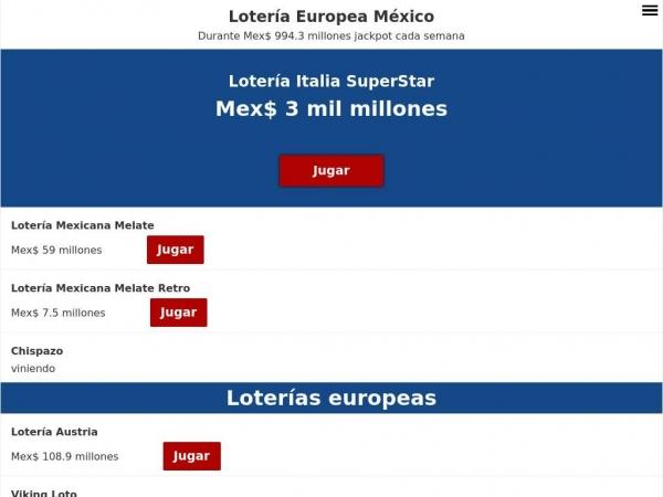mexico.eurooppalotto.com