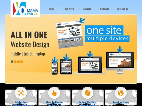 yomamawebcompany.com